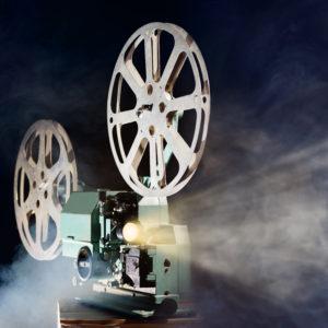 フィルム投影機