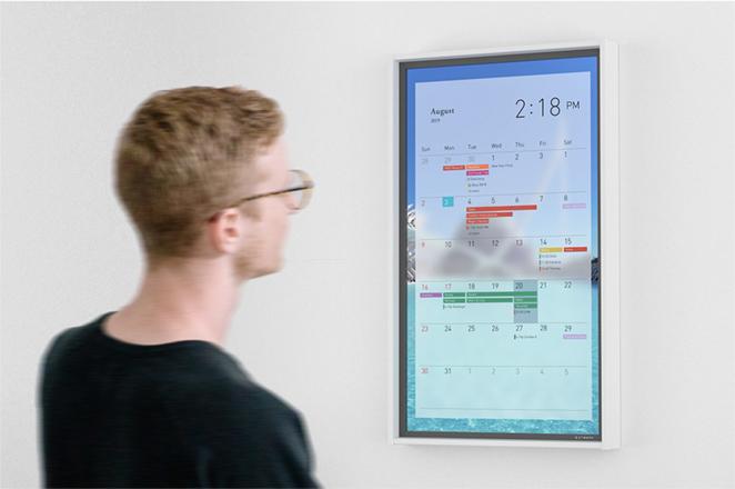 atmoph windowカレンダー